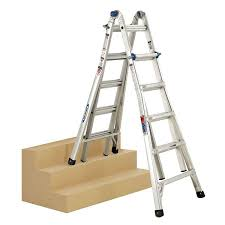 22 ft ladder home depot black friday sale deal werner 22ft telescoping multi position ladder 129