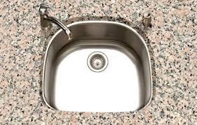 Single Undermount Kitchen Sinks by Houzer Stainless Steel Undermount Kitchen Sinks