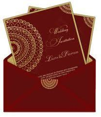 Indian Wedding Card Samples What Is The Gujarati Wedding Invitation Card Format Quora