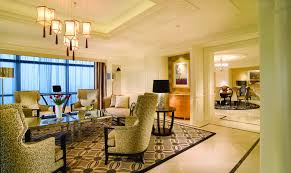 Hotel Rooms With Living Rooms by Presidential Suite The Ritz Carlton Jakarta Pacific Place