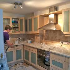 painting oak kitchen cabinets expressions interiors
