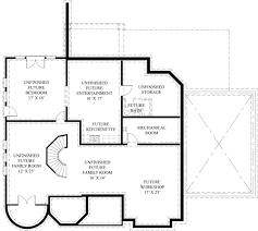 Basement Floor Plans With Bar La Vogue 4529 4 Bedrooms And 4 5 Baths The House Designers