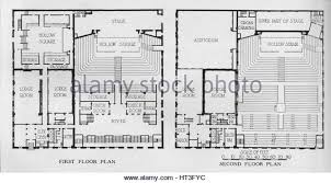 masonic lodge floor plan masonic black and white stock photos images alamy