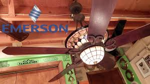 emerson raphael tiffany ceiling fan youtube