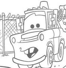 rust eze 95 disney cars coloring free coloring pages