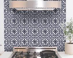 Sticker For Tiles Kitchen - turkish tile wall floor decals for kitchen bathroom stairs