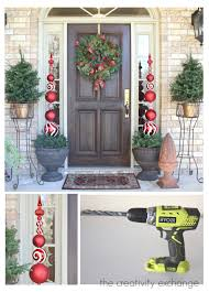 Front Porch Topiary Diy Tall Ornament Topiary