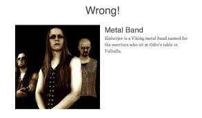Metal Band Memes - can you tell the difference between ikea furniture and a death metal