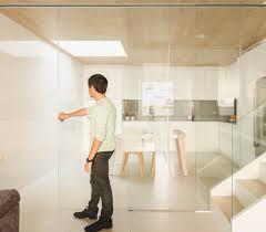 floor to ceiling glass doors architectural sliding glass doors versus swing doors