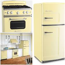 vintage yellow color taste the rainbow vintage kitchens of every shade big chill