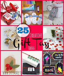 25 Creative Gift Ideas That 25 Creative Gift Tags Do Small Things With Great