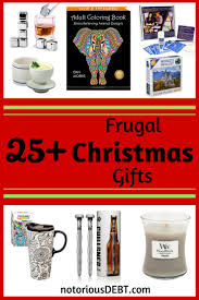 20 frugal christmas gift ideas that u0027ll save you a ton of money