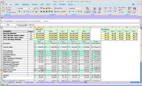 Budget Spreadsheet Example by 6 Excel Business Budget Template Procedure Template Sample