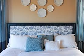 how to build an easy diy padded headboard 4 styles my colortopia