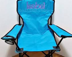 Toddler Folding Beach Chair Camping Chair Etsy