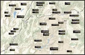 Capitol Reef National Park Map Moab Utah Rock Climbing Destination Guide Climbing Magazine