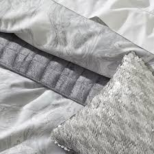 private collection alesso silver queen bed quilt cover set in 2