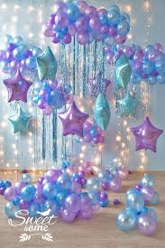 mermaid party ideas these balloons would make the addition to any mermaid