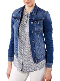 pepe jeans thrift broken twill used denim pepe jeans women u0027s