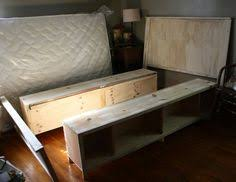 Queen Size Platform Storage Bed Plans by Diy Storage Bed Yes I Was Literally Just Thinking About