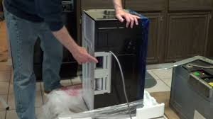 Ventless Microwave Over The Range Microwave Installation Ge Microwave Youtube