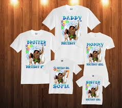 Personalized Halloween Shirts Moana Birthday Shirt Long Sleeve And Short Sleeve Shirt