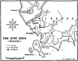 san jose mindoro map hyperwar the army air forces in wwii vol v the pacific