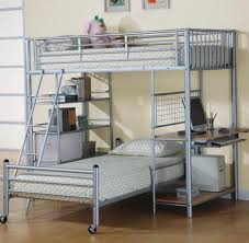 Full Size Bed With Desk Under Bunk Beds Double Bed Bunk Beds With Desks Underneath Bunk Beds