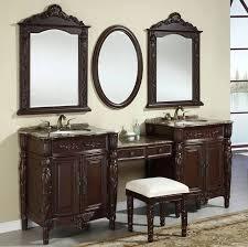 Wood Bathroom Vanity by 61 Best Dark Bathroom Vanity Images On Pinterest Bathroom Ideas