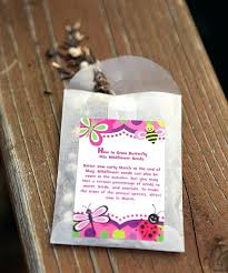 flower seed wedding favors flower seeds for wedding favors wedding favor sayings flowers