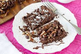 Cottage Cheese Brownies by Double Chocolate Breakfast Brownies Simple Healthy Kitchen