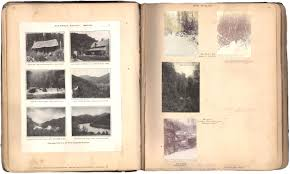 Photo Album Pages Horace Kephart Revealing An Enigma