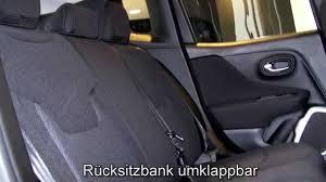 jeep renegade grey interior jeep renegade longitude 1 6l mjet 2wd 0pb01874