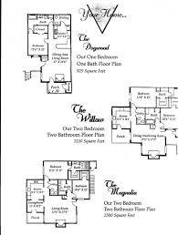 Station Square Floor Plans by Williamsburg Station Condominiums Floor Plans