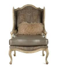 Leather Wing Back Chairs Leather Wingback Armchair U2013 Bloggersites Info