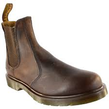 womens boots size 5 womens dr martens airwair leather chelsea boot low heel ankle boot