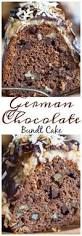 easy german chocolate bundt cake recipe easy german chocolate