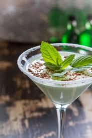martini mint minthopper u2013 kendal mint cake liqueur