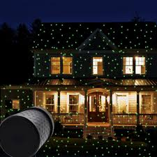 christmas laser light christmas lights decoration model sky