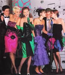Eighties Prom 80s Style Is Back Here U0027s Who You Need To Know 80s Fashion