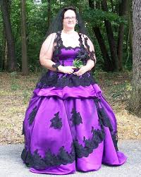 purple wedding dresses plus size pictures ideas guide to buying