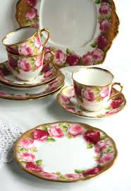 roses tea set 622 best country roses images on tea time dish