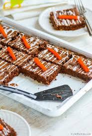gluten free moist chocolate carrot cake recipe chefdehome com