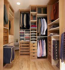 Wooden Bedroom Furniture Designs 2014 Furniture Astonishing Brown Wood Walk In Closet Designed With