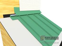 Corrugated Asphalt Roofing Panels by Flashing For Corrugated Metal Roofing