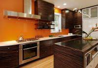 Modern Kitchen Wall Colors Kitchen Wall Colors With Brown Cabinets And Pictures