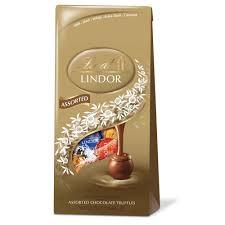amazon com lindor assorted chocolate truffles 21 2 ounce