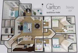 savoy floor plan the carlton at bartram park off campus housing jacksonville fl