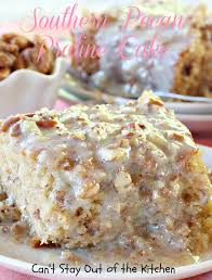 southern pecan praline cake can u0027t stay out of the kitchen