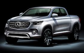 new jeep truck interior mercedes glt merc chief on his new pick up truck developed with